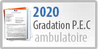 bouton Gradation ambulatoires 2020